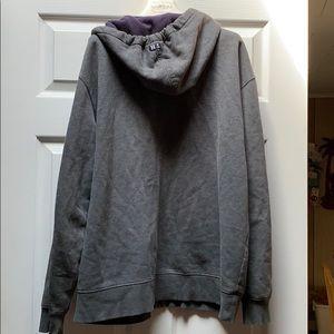Tommy Hilfiger Jackets & Coats - Vintage Heather Grey Tommy Hilfiger Zip Up Jacket
